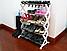 Полка для обуви Shoe Rack на 15 пар   Стойка для хранения обуви Шур Рек, фото 4