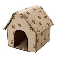 Переносной домик для собак Portable Dog House - мягкая будка для собак | домик для животных, фото 1