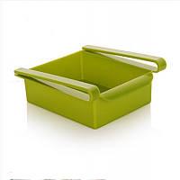 Зеленый дополнительный подвесной контейнер для холодильника и дома Refrigerator Multifunctional Storage Box