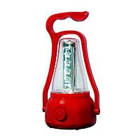 Аккумуляторный светодиодный фонарь лампа для кемпинга YJ 5828 | кемпинговый фонарик, фото 1