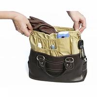 Органайзер для женской сумки Kangaroo Keeper (2 шт в наборе) Кенгуру Кипер | мешок вкладыш для сумки