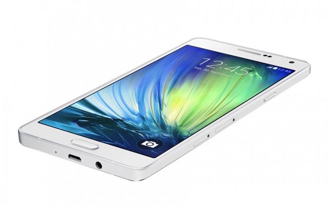 Samsung Galaxy A8 буде обладнаний сканером відбитків пальців