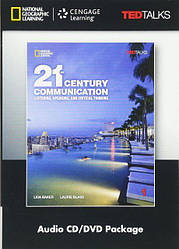 21st Century Communication 1 Listening, Speaking and Critical Thinking Audio CD/DVD