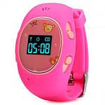 Детские часы с GPS-трекером G65 Розовые | смарт часы | умные часы, фото 5