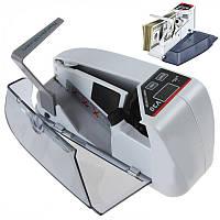 Счетная ручная машинка UKC V30 (работает от сети и от батареек) | машинка для счета денег | аппарат для счета, фото 1