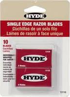 Лезвия сменное для скребков  Hyde , 10 шт, фото 1