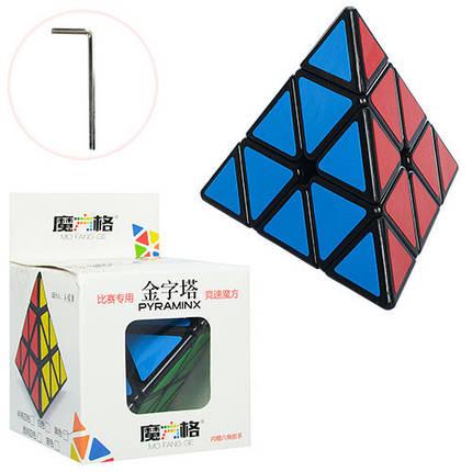 Пирамидка 394-12, 9см, в кор-ке, 7-7-10см, фото 2