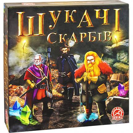 Настольная игра Arial Шукачі скарбів 910329, фото 2