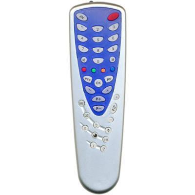 Пульт для телевизора Витязь RC-6-1 (ПДУ-7 , ПДУ-8 , ПДУ-10), фото 2