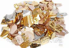 Метафан золото-серебро (вторичка), 1кг. 270216-010