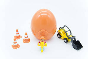 Колекційна іграшка PlayTive Junior Construction Worker