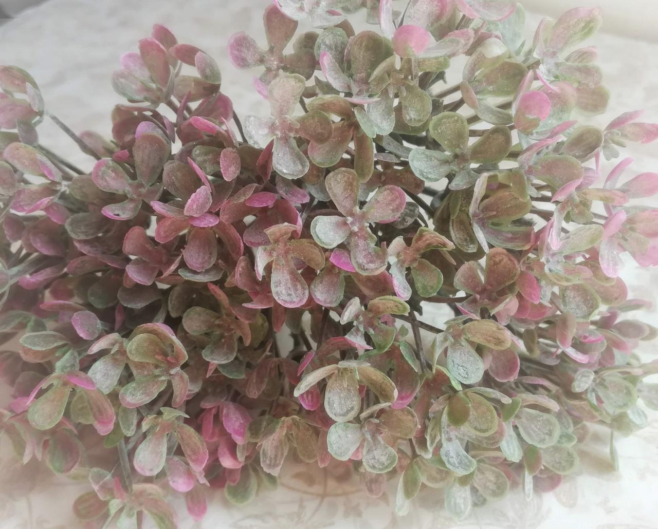 Пик цветочки пучок, розовые