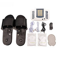 Тапочки массажные Digital slipper JR-309A | тапки для массажа
