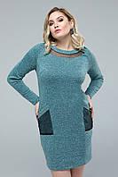 Платье  Таиса мята, фото 1