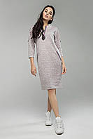 Платье  Лиза пудра, фото 1