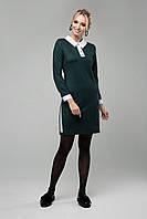 Платье  Кетти изумрудный, фото 1