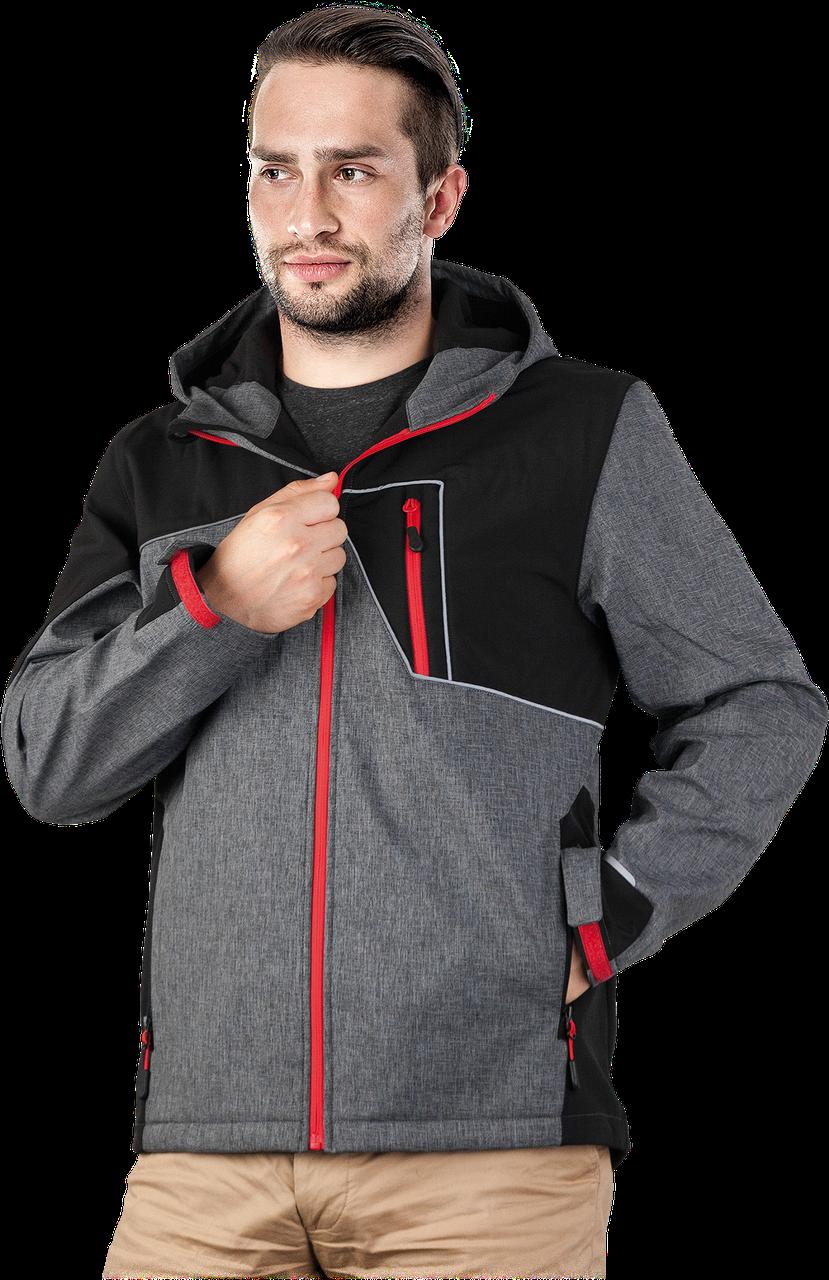 Куртка LH-DRIZEL  защитная из материала SOFTSHELL.Польша
