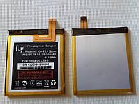 Оригинальный аккумулятор ( АКБ / батарея ) Fly BL3810 для IQ4415 (с шлейфом)