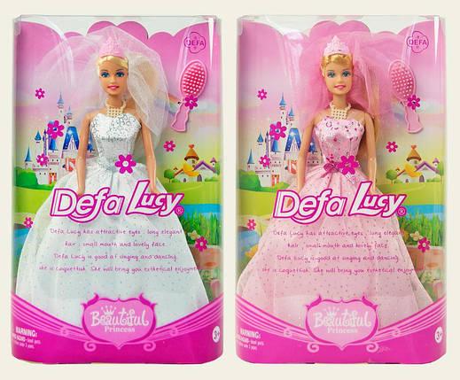 """Кукла """"Defa Lucy"""" 6091  невеста., фото 2"""