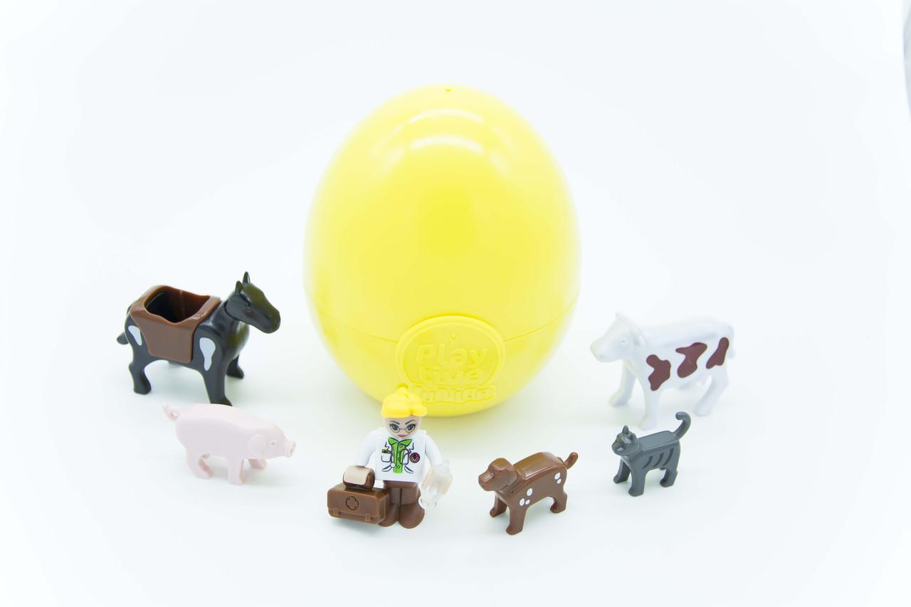 Коллекционная игрушка ветеринар PlayTive Junior Германия