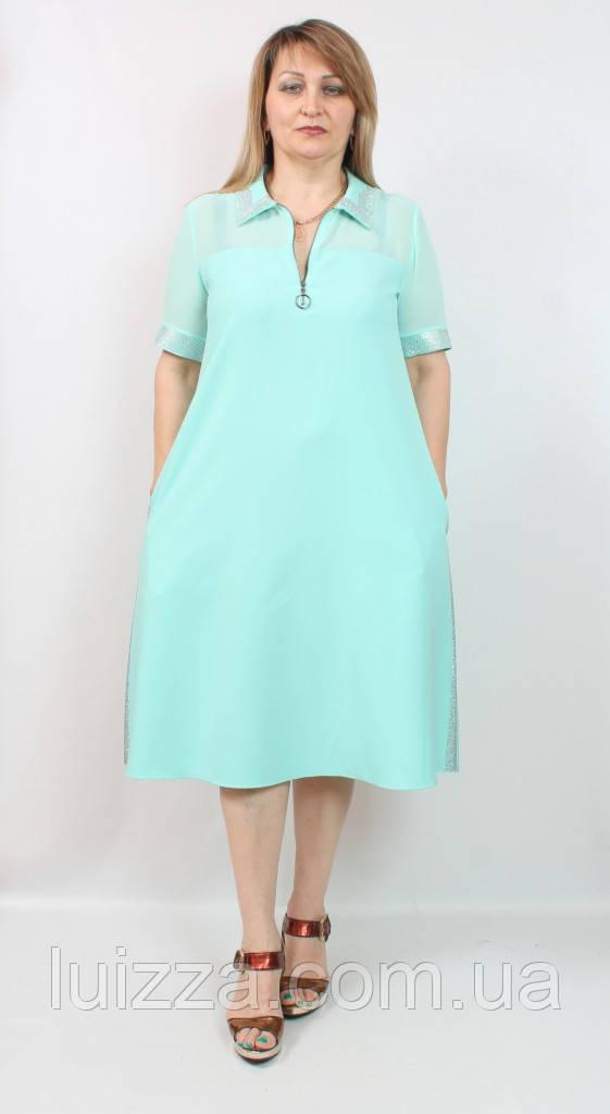 Турецкое платье Sirius большого размера 48-54рр