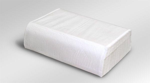 Полотенце бумажное, Comfort, Z-сложение, целлюлозное, 2-х сл., 160 л/уп.