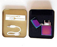 Электроимпульсная USB Зажигалка ZIPPO