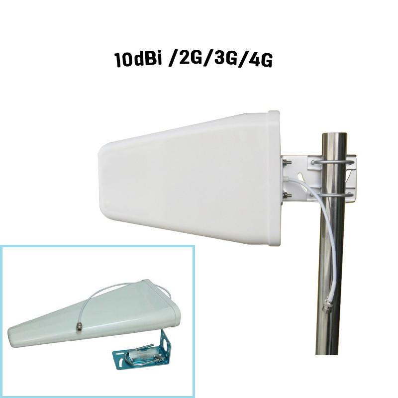 Наружная направленная wi-fi антенна 10 дБ GSM/DCS/3G/4G