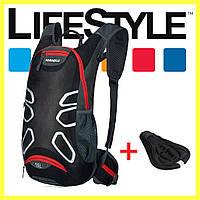 Стильный городской вело рюкзак Anmeilu 15 литров + Подарок Вело-Седло