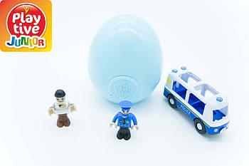 Колекційна іграшка PlayTive Junior Police
