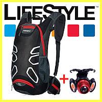 Стильный городской вело рюкзак Anmeilu 15 литров + Подарок Вело-Фонарь