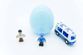 Колекційна іграшка поліцейський набір PlayTive Junior Police
