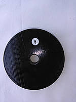 Блин для гантели металлический 5кг