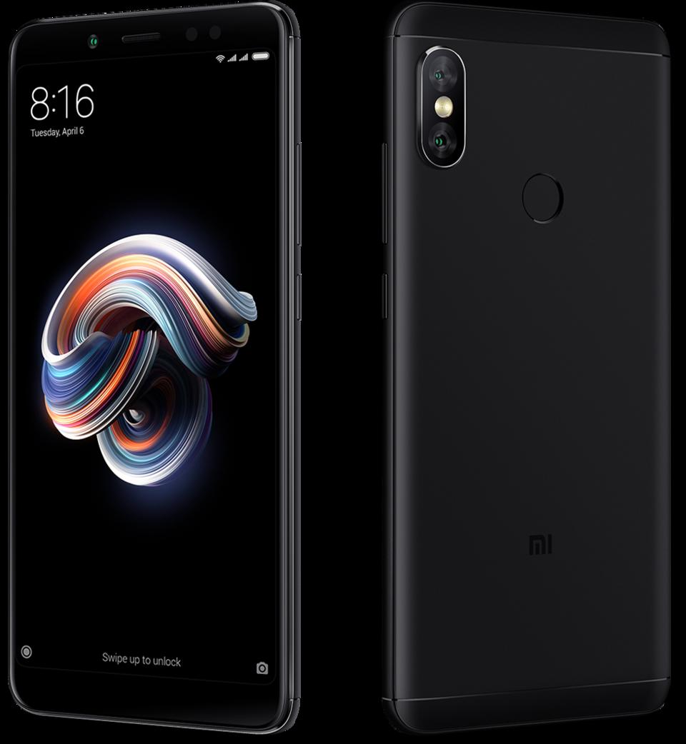 Xiaomi Redmi Note 5 Black (3Gb/32Gb) Гарантия 1 год