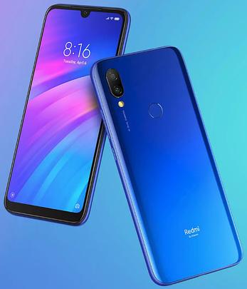 Xiaomi Redmi 7 2/16Gb Blue Global Гарантия 1 Год, фото 2