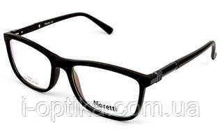 Оправа мужская пластиковая Moretti