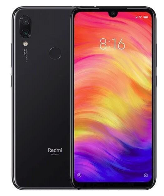 Xiaomi Redmi Note 7 3/32Gb Black Гарантия 1 Год