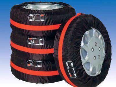 Комплект чехлов для хранения колес Conson Auto R13-R18 d656*420mm (комплект 4шт)