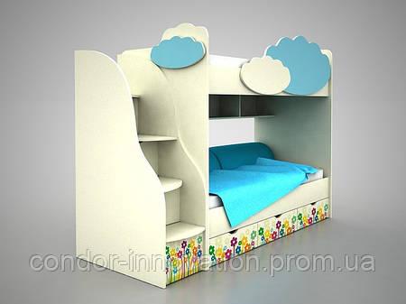 Ліжко двоповерхове