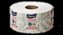 Туалетная бумага ДЖАМБО целлюлозная, 2-х сл., 90м, 12 шт/уп.