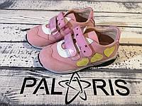 Кроссовки для де розовые с сердечками Palaris Украина 21-25(р)
