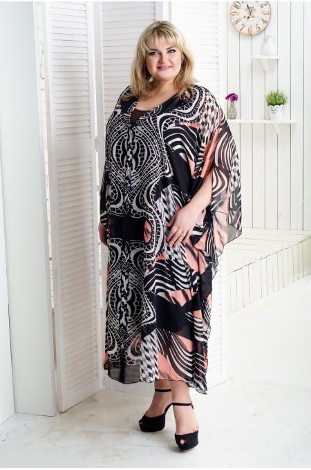 Платье женское Эдит бежевый