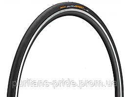 "Велосипедна покришка Continental Ultra Sport II, 28"" |700x23C, 23-622, Wire, PureGrip, Performance, Skin"