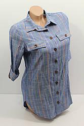 Женская рубашка с длинным рукавом оптом Турция
