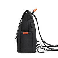 Молодежный городской рюкзак Tangcool TC5698 USB для прогулок по городу, учебы и путешествий., фото 4