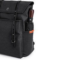 Молодежный городской рюкзак Tangcool TC5698 USB для прогулок по городу, учебы и путешествий., фото 5