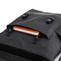 Молодежный городской рюкзак Tangcool TC5698 USB для прогулок по городу, учебы и путешествий., фото 9