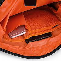 Молодежный городской рюкзак Tangcool TC5698 USB для прогулок по городу, учебы и путешествий., фото 10