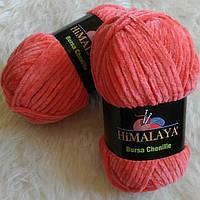 HIMALAYA Bursa Chenille цвет коралловый №26