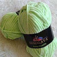 HIMALAYA Bursa Chenille цвет фисташка №27